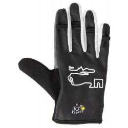 Перчатки Ventura Tour De France, размер L, черный 5-719882