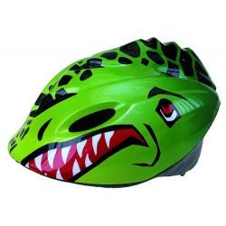 Шлем детский Ventura Semi-InMold, размер M, зеленый 5-731160