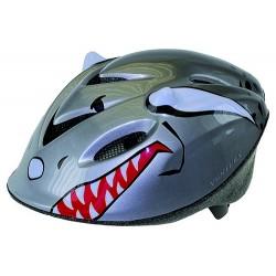 Шлем детский Ventura Semi-InMold, размер M, серый 5-731161