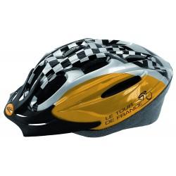 Шлем Ventura Tour De France, размер M, черно-желтый 5-731017