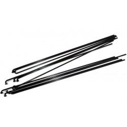 Спицы Sapim Zinc, черные, 254 мм, 14G, 1 шт GULE1425400ZUI SAP1612