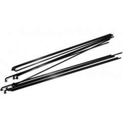 Спицы Sapim Zinc, черные, 292 мм, 14G, 1 шт GULE1429200ZUI SAP1612