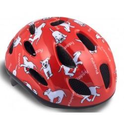 Шлем детский Author Floppy, размер M, красный 8-9090053
