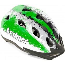 Шлем подростковый Author Trigger, размер M, зелено-белый 8-9090008