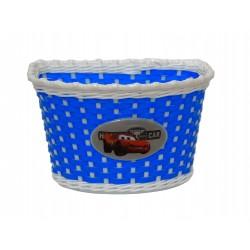 Корзина Horst, на руль или багажник, синий 00-170433