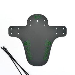 Мини-крыло GORILLA, короткое, зеленая 3D-графика