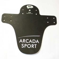 Мини-крыло GORILLA, короткое, белая 3D-графика ARCADASPORT