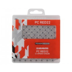 Цепь SRAM PC Red22 PowerLock, 11 скоростей