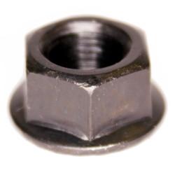 Гайка 3/8 сталь, открытого типа, черная KL-H24