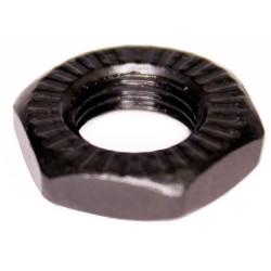 Контргайка 3/8 сталь, черная KL-H25