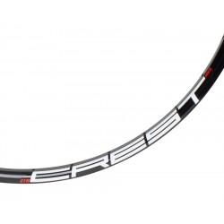 Обод Stans NoTubes ZTR Crest MK3 622x23 мм, 32 отв, черно-красный RTCT90011