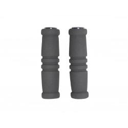Грипсы Horst H05, 125 мм, неопрен, черный 00-170460