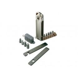 Набор Topeak Tool Bar, 11 функций, с битами TT2351