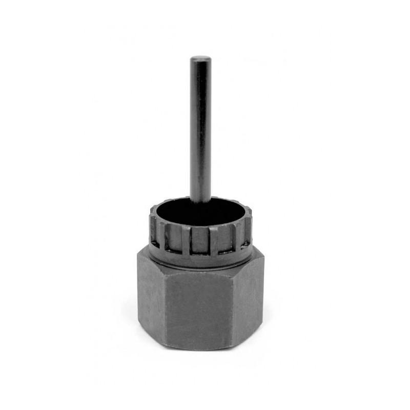 Съемник Park Tool для кассет и роторов Shimano, SRAM, SunRace, SunTour, Chris King, с напр. штифтом PTLFR-5GC