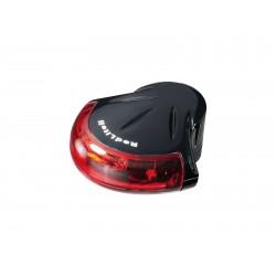 Фонарь задний Topeak RedLite II, черный TMS035B