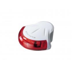 Фонарь задний Topeak RedLite II, белый TMS035W