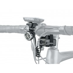 Фонарь передний Topeak WhiteLite HP Mega 420 TMS081