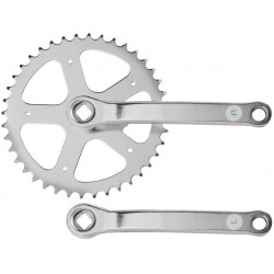 Система Prowheel S106 40T, односкоростная, 1/2х1/8, 140 мм, квадрат 580240