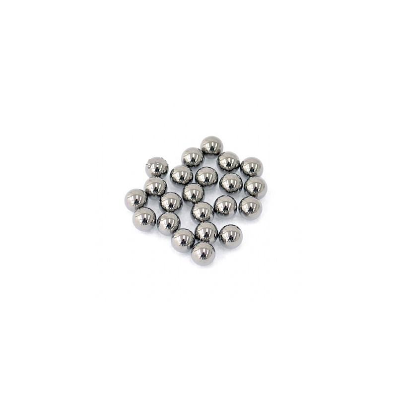 """Шарики Weldtite, стальные 5/32"""", 1 шт (3.96 мм)"""