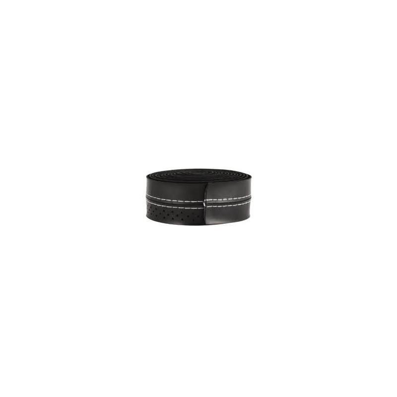 Обмотка руля Velo VLT-007 черная, с микроотверстиями, простроченная VLT-007