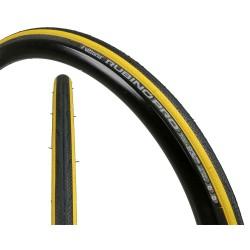 Покрышка Vittoria Rubino IV 700x23C, Folding, черно-желтая 111.3RB.21.23.141BX