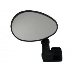 Зеркало левое/правое WEI JIA DX-222SV, крепится на руль DX-222SV