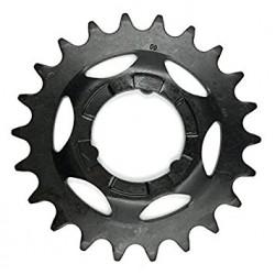 Звезда задняя Shimano 23T, 2.3 мм, черная