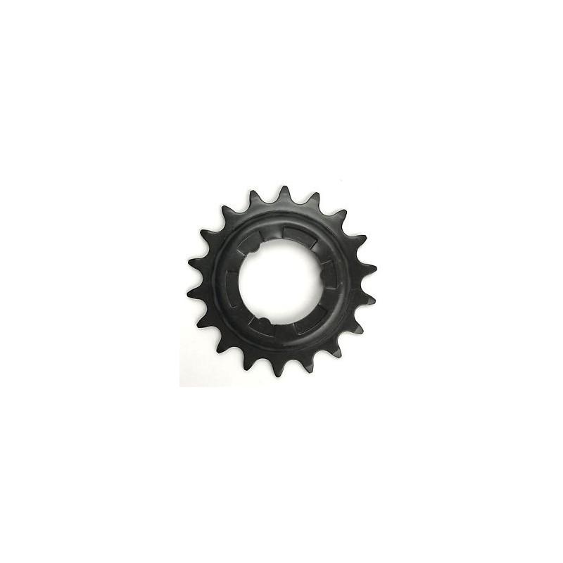 Звезда задняя Shimano 16T, 2.3 мм, черная