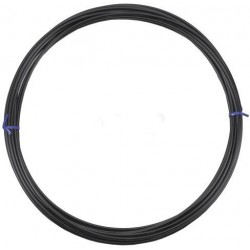 Оплетка для троса переключателя Clarks IGOC4DB, черная, 4 мм, 1 метр 3-0561