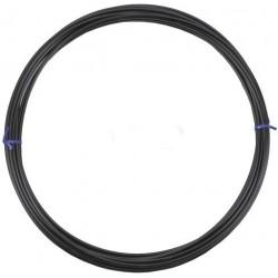 Оплетка для троса тормоза Shimano, черная, 5 мм, 1 метр