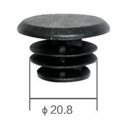 Грипстопы кратоновые Horst H04, черные, пара 00-170505