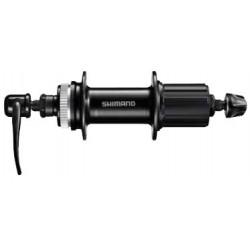 Втулка задняя Shimano TX505, 36 отв, 8/9/10ск, QR, C.Lock, черная EFHTX5058AZA5