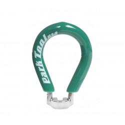Ниппельный ключ Park Tool 3.30 мм, зеленый PTLSW-1