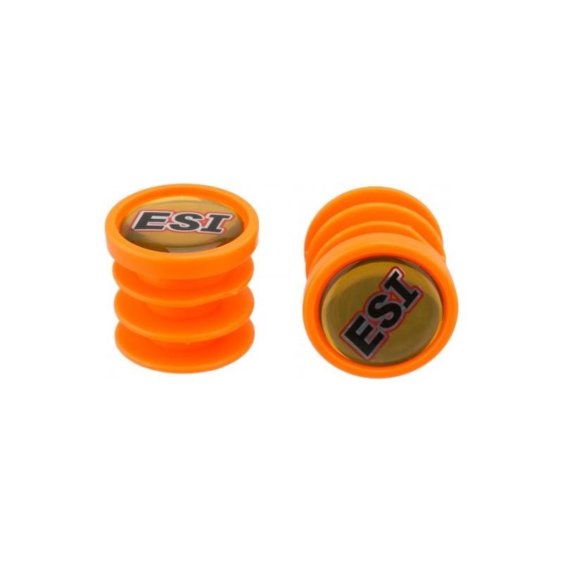 Заглушки руля ESI, пластиковые, оранжевые BP1OR