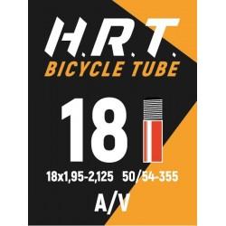 Камера H.R.T. 18x1.95/2.125 Schrader 00-010020