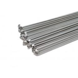 Спицы Richman, нержавеющая сталь, 290 мм, 14G, серебристые