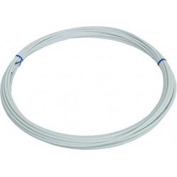 Оплетка для троса переключателя Shimano SP41 белая, 4 мм, 1 метр Y60098581_1