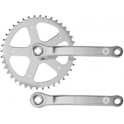 Система Prowheel S106 40T, односкоростная, 1/2х3/32, 165 мм, квадрат 40T_1/2х3/32