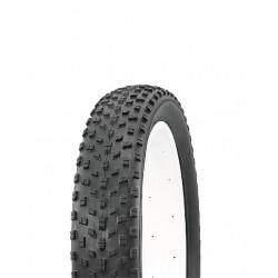 Покрышка HRT P1272 26x4.0(101x559) для Fat bike, низкопрофильная, 00-011083
