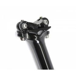 Подседельный штырь Promax, черный, 350/25 мм