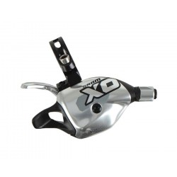 Шифтер SRAM X0 Trigger, 10 скоростей, серебристый