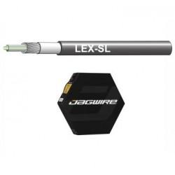 Оплетка для троса переключателя Jagwire Shift Housing 4 мм LEX SL, черная, 1 метр