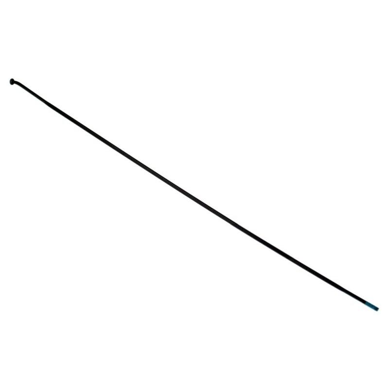 Спица Shimano 274 мм, черная, с латунным ниппелем EWHSPOKE3QB174