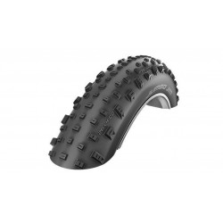 Покрышка Schwalbe JUMBO JIM ADDIX PERFORMANCE FOLDING HS 466 26x4, черная 05-002959