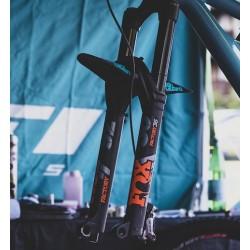Замена вилки велосипеда
