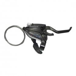 Комборучка Shimano Tourney ST-EF500, правая, 8 скоростей, черная ESTEF5002RV8AL