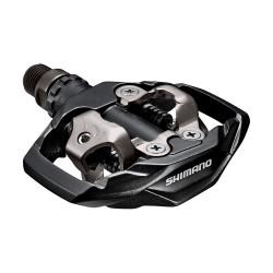 Контактные педали Shimano PD-M530, черные, EPDM530