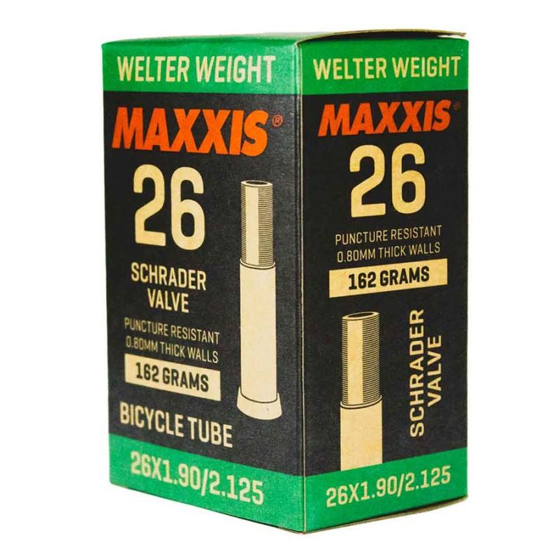 Камера Maxxis Welter Weight 26x1.90/2.125 Schrader, EIB63803200