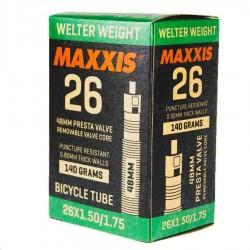 Камера Maxxis Welter Weight 26x1.50/1.75 Presta, EIB60065200