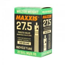 Камера Maxxis Welter Weight 27.5x1.90/2.35 Presta, EIB75078400